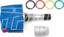 Schrader Gen 2/3 sensor  - skręcany do felg stalowych